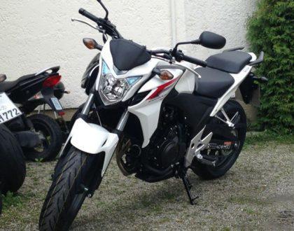 HondaCB500F